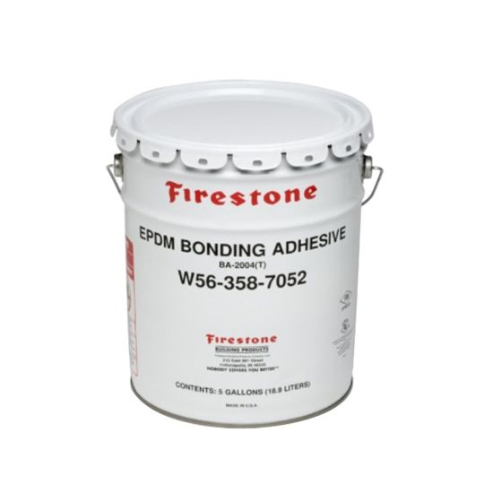 Firestone Building Products EPDM Bonding Adhesive BA-2004(T) 5 Gallon Pail Yellow