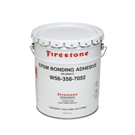 Firestone Building Products EPDM Bonding Adhesive BA-2004(T) - 5 Gallon Pail Yellow