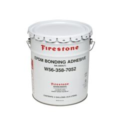 Firestone Building Products EPDM Bonding Adhesive BA-2004(T) - 5 Gallon...