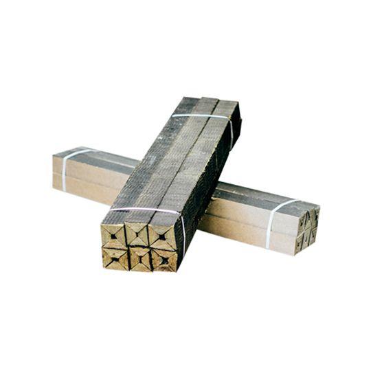 """United Asphalt (New Jersey) 4"""" Fiberboard Cant Strip - 96' Bundle"""