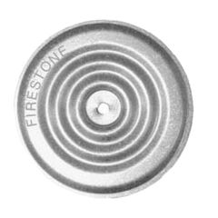 "Firestone Building Products 3"" Metal Insulation Fastening Plate - Pail..."