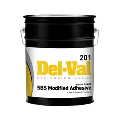 United Asphalt (New Jersey) Del-Val Brush Grade SBS Modified Adhesive -...