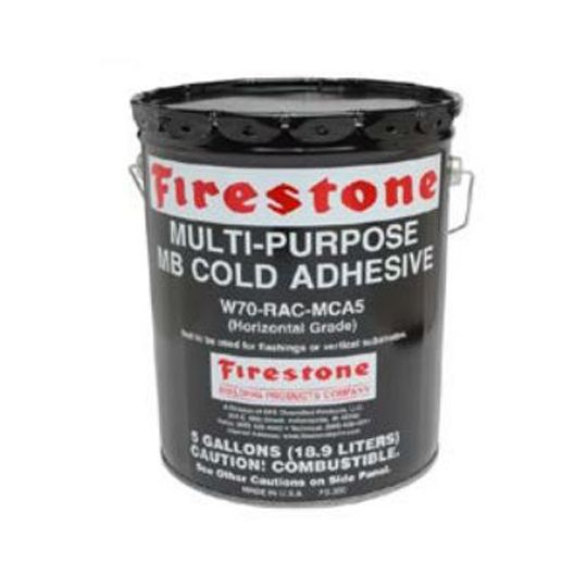 Firestone Building Products MB Cold Adhesive - 5 Gallon Pail