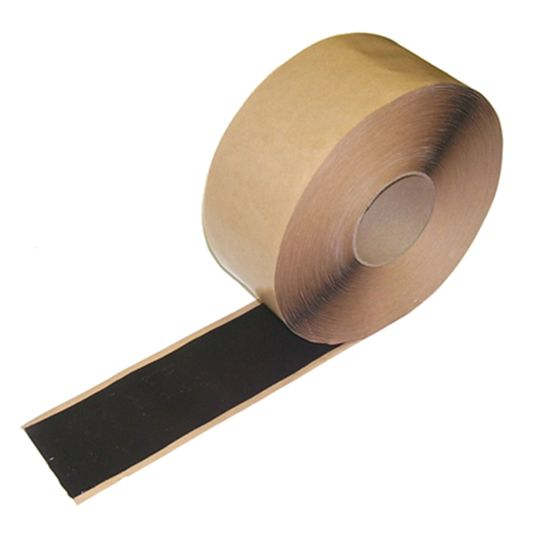 "Firestone Building Products 3"" x 100' QuickSeam Splice Tape Black"