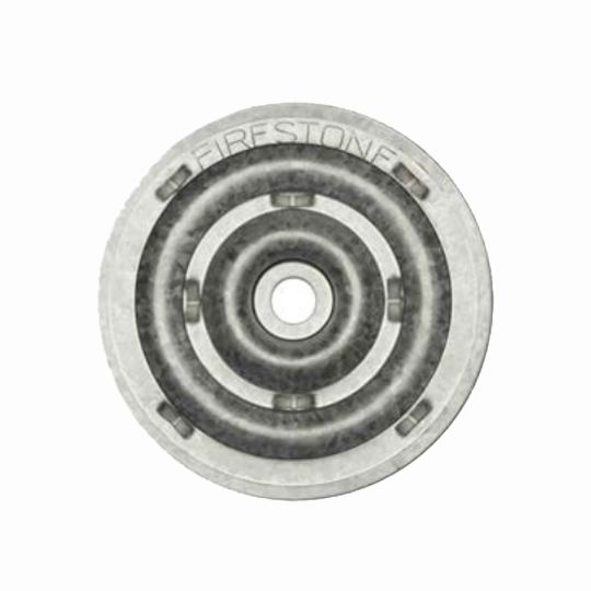 """Firestone Building Products 2-3/8"""" Heavy-Duty Seam Plates Pail of 1,000"""
