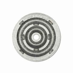 "Firestone Building Products 2-3/8"" Heavy-Duty Seam Plate - Pail of 1,000"