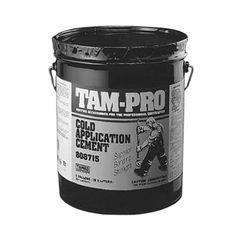 TAMKO TAM-PRO 808 Cold Application Cement - 5 Gallon Pail