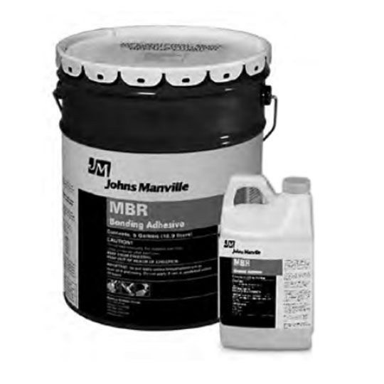 Johns Manville MBR® Bonding Adhesive 4.4 Gallon Pail