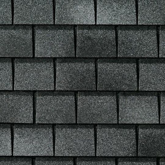 "GAF 17"" x 40"" Slateline® Shingles English Grey"