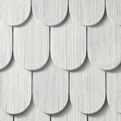 "CertainTeed Vinyl Building Products Cedar Impressions® Double 6-1/4""..."