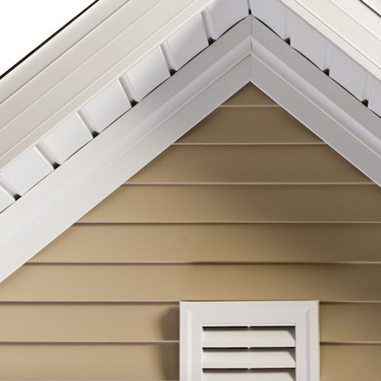 "Cemplank 5/16"" x 8-1/4"" x 12' Cemplank® Primed Traditional Smooth Lap Siding"