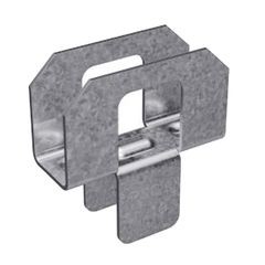 """Simpson Strong-Tie 20 Gauge 7/16"""" Galvanized Plywood Sheathing Clip -..."""