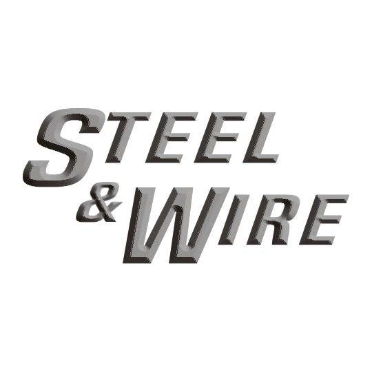 Steel & Wire K5HGA-8P 5.5HP Gas Compressor
