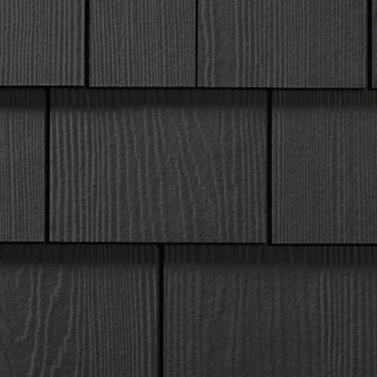 "James Hardie 1/4"" 15-1/4"" x 4' HardieShingle® Straight Edge Panel PC Primed"