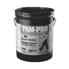 TAMKO TAM-PRO Q-15 Elastomeric Flashing Cement - Summer Grade - 5 Gallon...