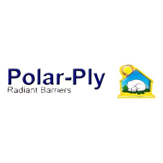 """Polar Ply Plywood 15/32"""" with Radiant Barrier"""
