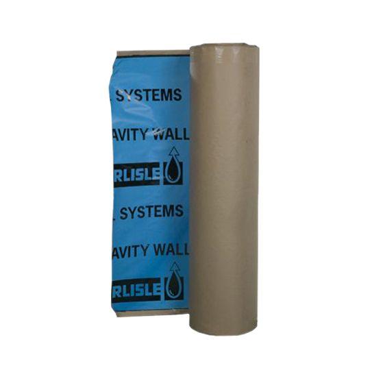 """Carlisle Coatings & Waterproofing 4"""" x 100' CCW-705 LT Low Temp Air & Vapor Barrier Strips"""