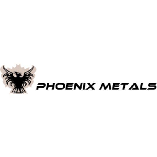 """Phoenix Metals 24 Gauge x 48"""" x 120"""" Stainless Steel Sheet"""