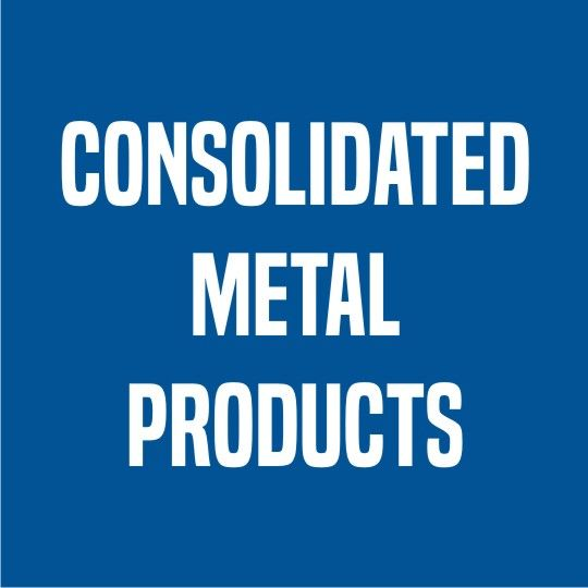 Consolidated Metal Products 4' x 10' Paint Grip Steel Sheet - 22 Gauge