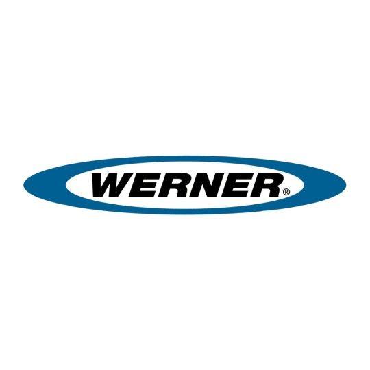 Werner D1524-2 24' Aluminum D-Rung Extension Ladder