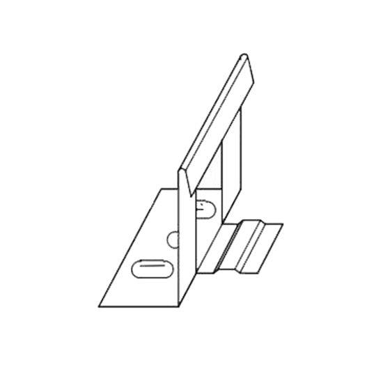 Coastal Metal Service EZ-LOC 18 Gauge STD Clip #M0406
