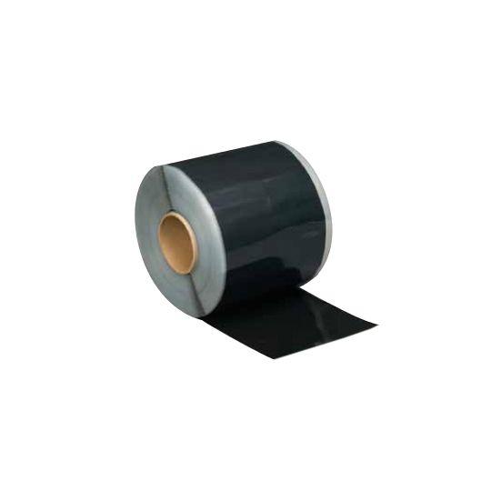 "Versico 6"" x 100' VersiGard® EPDM Quick-Applied Seam Tape Black"