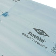 "DOW 2"" x 4' x 8' Styrofoam™ DeckMate™ Plus 25 PSI Insulation"