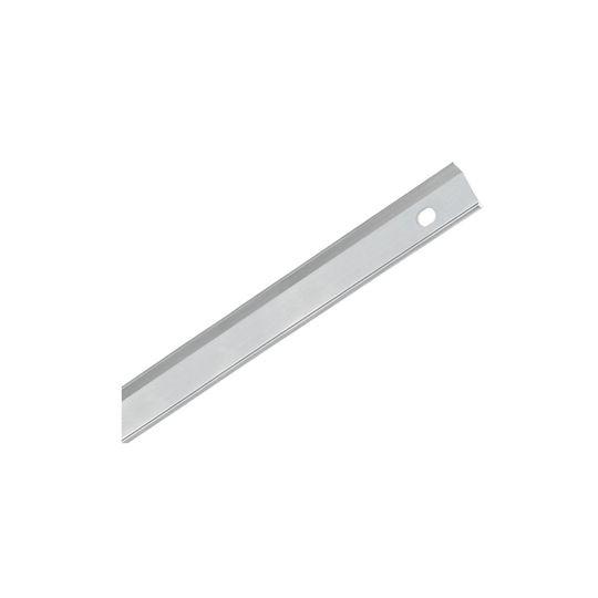 """GAF 3/4"""" x 10' Drill-Tec™ LIP Termination Bar - 6"""" O.C."""