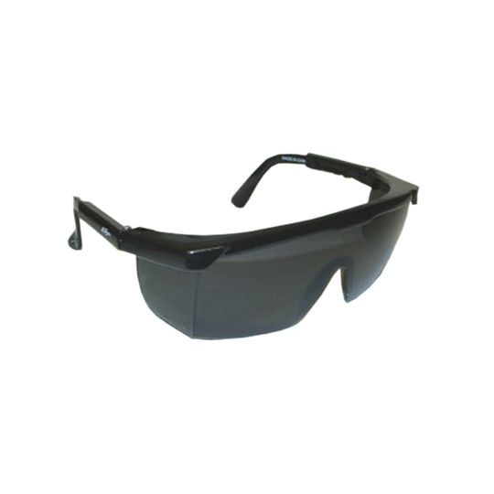 C&R Manufacturing Full Cover Safety Glasses Clear