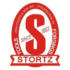 Stortz 371-A Tinners Hammer - PVC Rounded