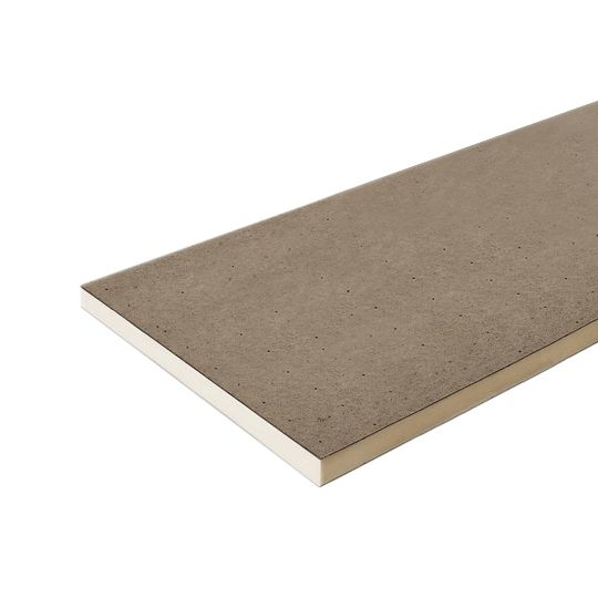"""CertainTeed Roofing 3-3/10"""" x 4' x 8' Grade-2 (20 psi) Polyiso"""