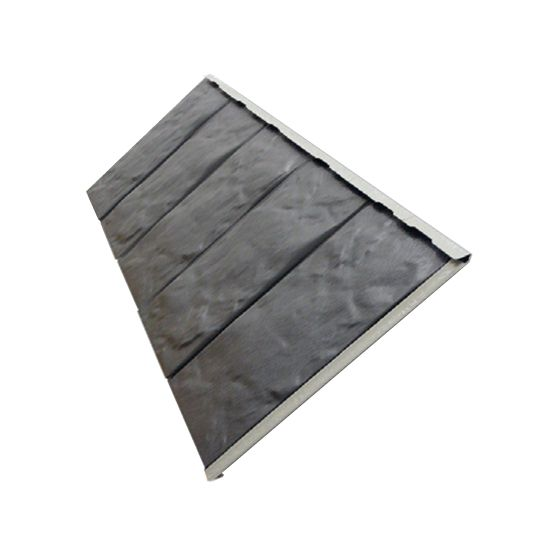 TAMKO MetalWorks® StoneCrest Slate Steel Shingles Quaker Green
