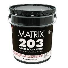 GAF Matrix™ 203 Plastic Roof Cement