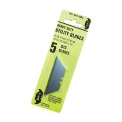C&R Manufacturing Utility Blade Notch - Pack of 5