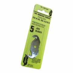 C&R Manufacturing Retail Card Extra Deep Hook Blades - Pack of 5