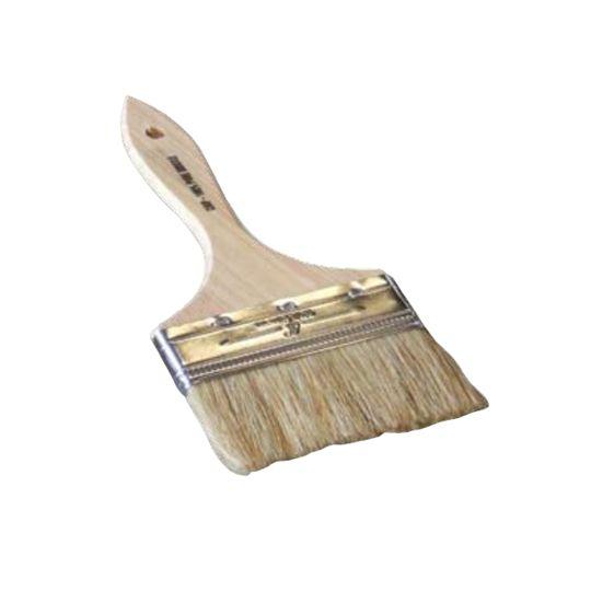 "C&R Manufacturing 4"" Chip Brush White"