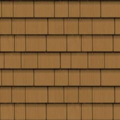 "CertainTeed Vinyl Building Products Cedar Impressions® Triple 5""..."