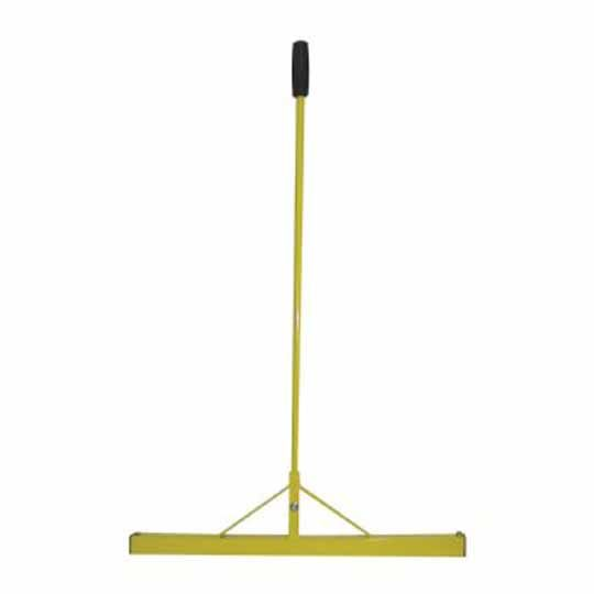 "C&R Manufacturing 18"" T-Bar Magnet Sweeper Yellow"