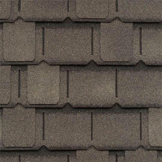 GAF Camelot® Shingles Sunset Slate