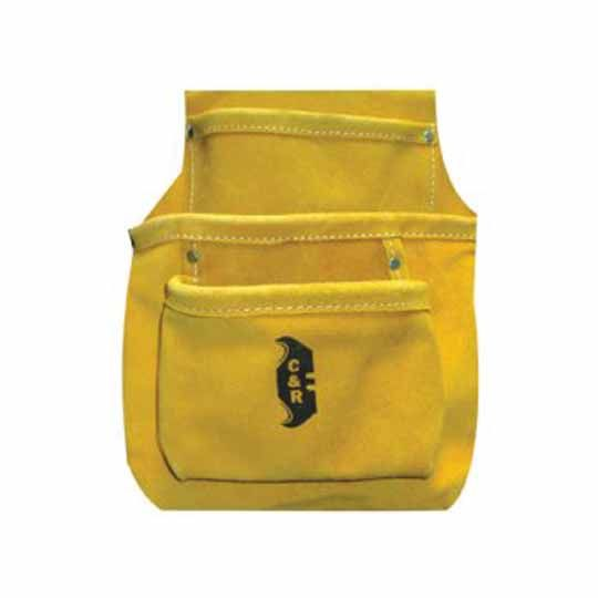 C&R Manufacturing 3 Pocket Bag Yellow