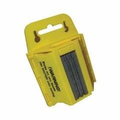 C&R Manufacturing Utility Blade Dispenser Box with 100 Utility Blades