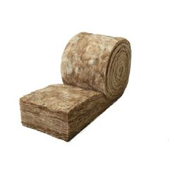 Johns Manville Unfaced Fiberglass Narrow Roll Insulation