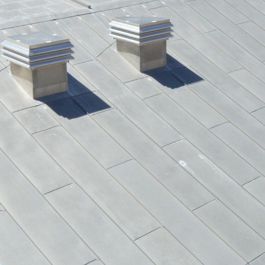 Revere Copper Products 16 Oz. 3' x 8' FreedomGray™