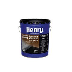 Henry Company 903 High Solids Modified Bitumen Membrane Adhesive - 5...