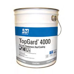 Johns Manville TopGard 4000 - 5 Gallon Pail