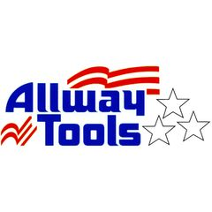 Allway Tools (LKB100) 3 Notch Linoleum Hook Blades - Pack of 5