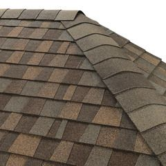 GAF Seal-A-Ridge® Ridge Cap Shingles