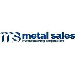 Metal Sales 26 Gauge x 4' x 10' Metal Sheet