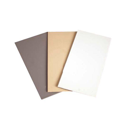 Versico 24 Gauge 4' x 10' VersiWeld® TPO Coated Metal Grey