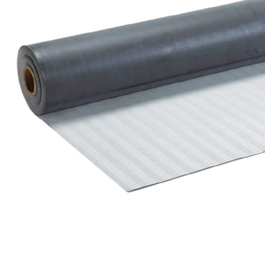"Johns Manville 36"" x 60' PVC Walkpad Grey"
